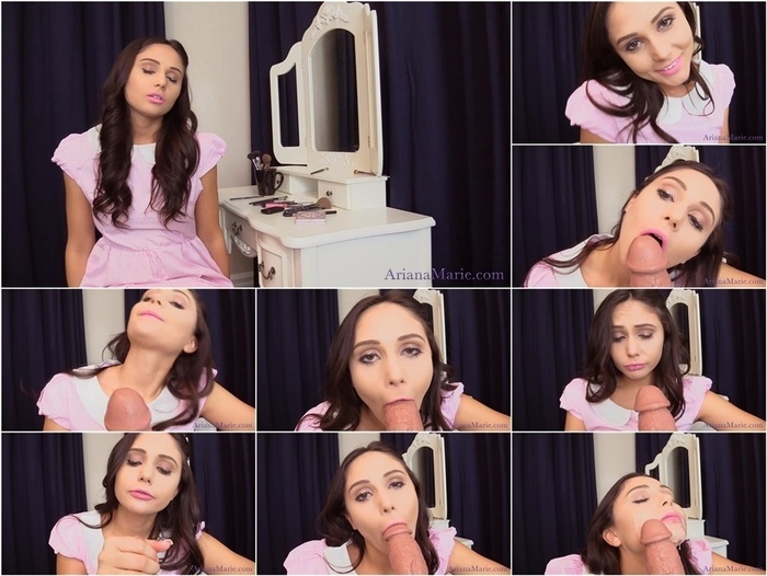 ManyVids presents Ariana Marie asian schoolgirl for Daddy
