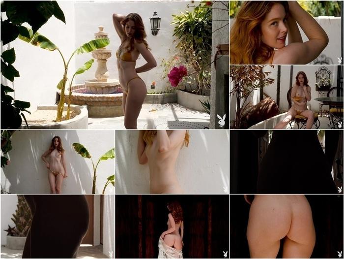 PlayboyPlus presents Erna Ohara – Courtyard Charm –