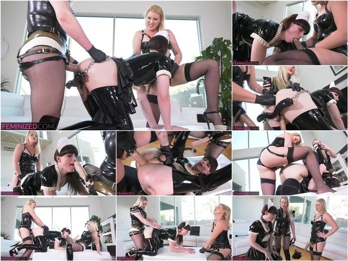 Feminized – Full Service Maid – Natalie Mars, Lexi Sindel, Ashley Edmonds