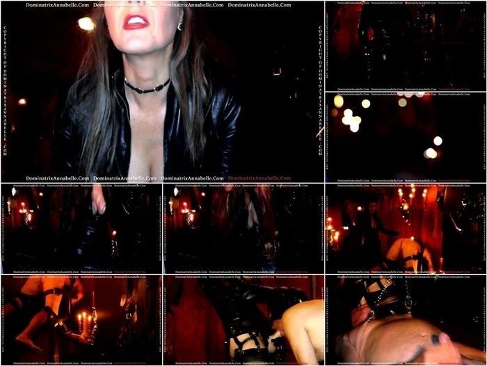 Dominatrix Annabelle – Exquisite Leather and Muscle Worship!