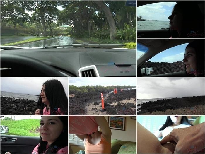 ATKGirlfriends presents Violet Rain in Virtual Vacation Hawaii 3 8