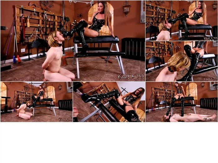 ClubDom – Kendra Heart Boot Worship – Part 1