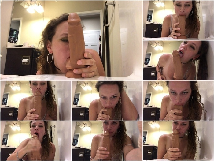 ManyVids presents Chantarra – GF gags and tries to puke for you