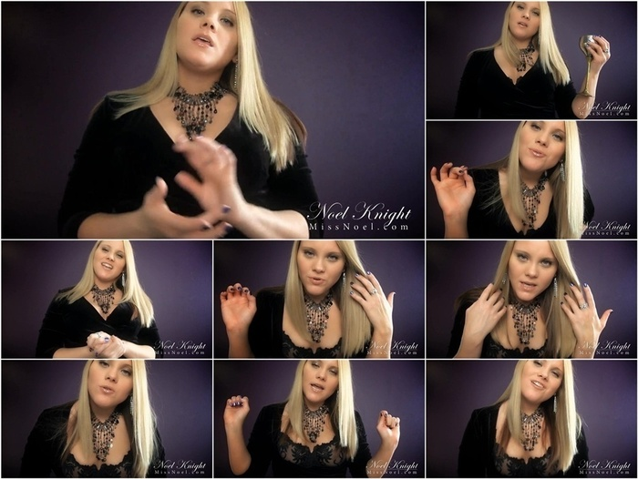 ManyVids presents Miss Noel Knight – Bimbo Gurl Spell 1080p