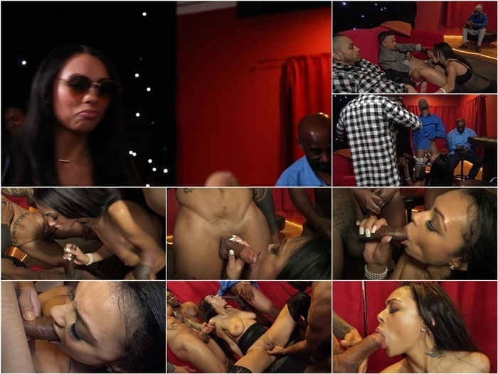 ElegantAngel presents Bethany Benz – 1ST Blowbang –