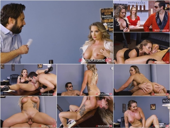 DigitalPlayground presents Cali Carter in The Gang Makes a Porno A DP XXX Parody – Episode 3 –