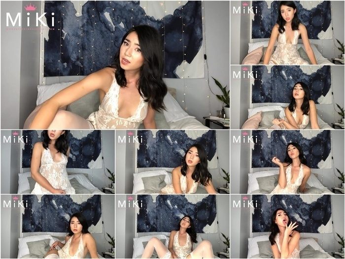 Princess Miki – CEI encouragement: I ll touch myself too