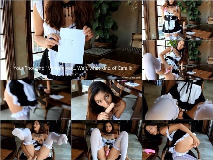 ManyVids Webcams Video presents Girl SweetxMelody in Melody Wa Maid-Sama