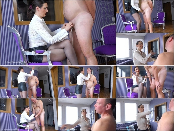 Ball Busting Chicks – Furious Face Slapping – Full Movie. Starring Victoria Valente