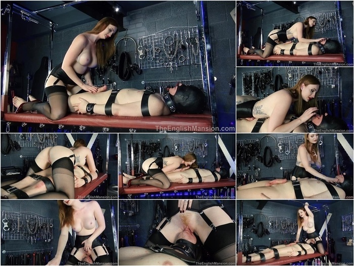 The English Mansion – Miss Zara – Queened and Fucked – Part 1