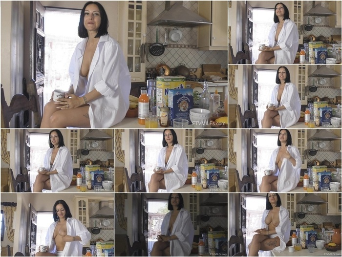 FTVMilfs presents Cassie in Classy Kitty – A Beautiful Introduction 2 –