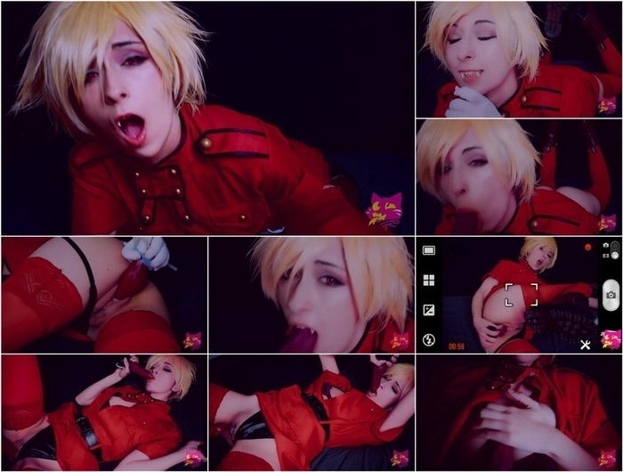 ManyVids presents pitykitty in Hellsing Seras OPERATION: WolfBang 2 $19.99