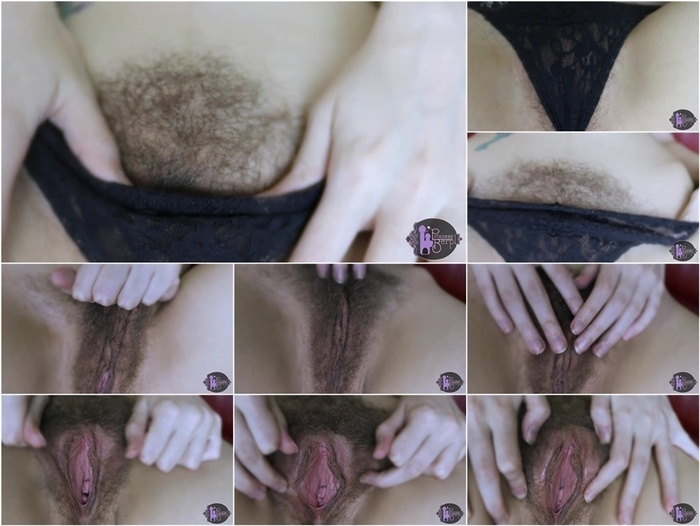 ManyVids presents princessberpl in ASMR Hairy Pussy Femdom Tease