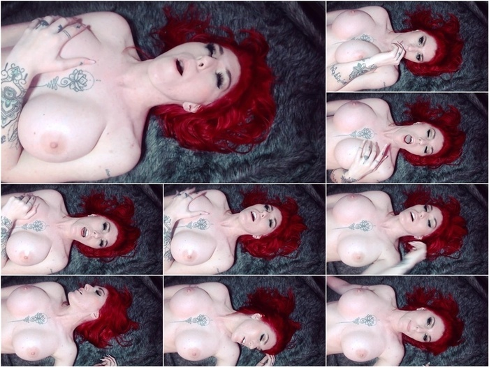 ManyVids presents Lara Loxley in 33 Red Hair X Beautiful Agony