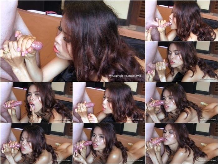 Foreskin And Precum Play – Asian Girl Katsumi