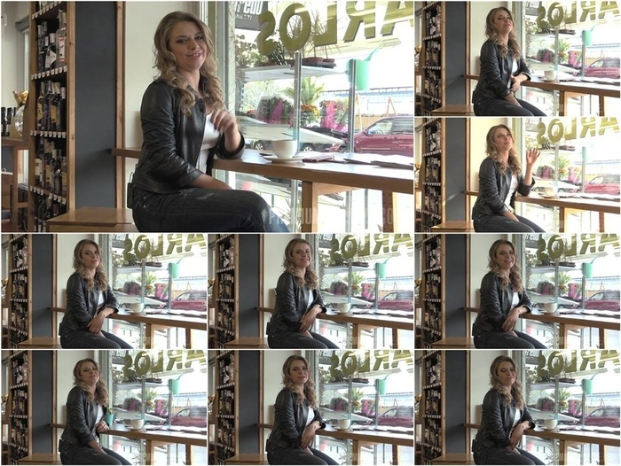 PremiumBukkake presents Jane in 3 interview