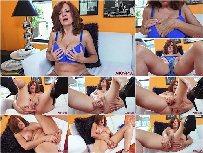 Allover30 presents Andi James 53 years old Ladies With Toys –