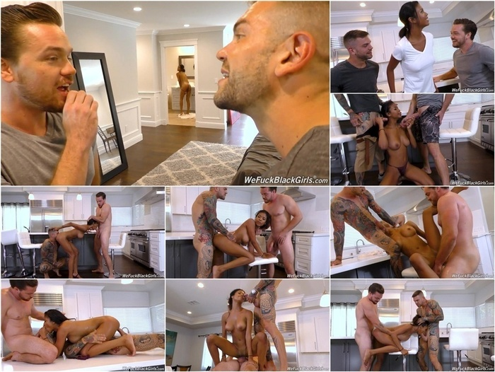 DogfartNetwork – WeFuckBlackGirls presents Nia Nacci Third Appearance –
