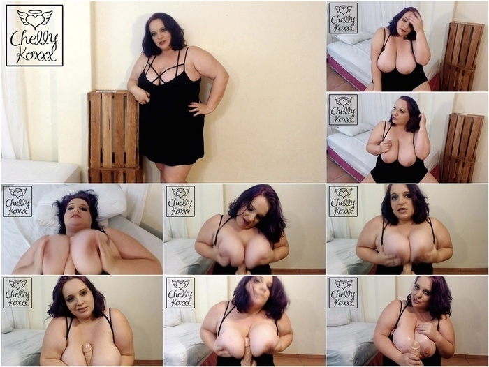 ManyVids presents Chelly Koxxx – Obsessed with Mommys Huge Tits BBW Taboo