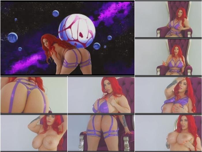 ManyVids presents Korina Kova in Starfire JOI Instructions