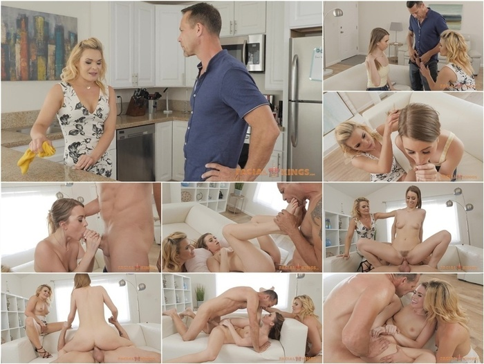 Facialkings presents Jill Kassidy – Lessons in Sex