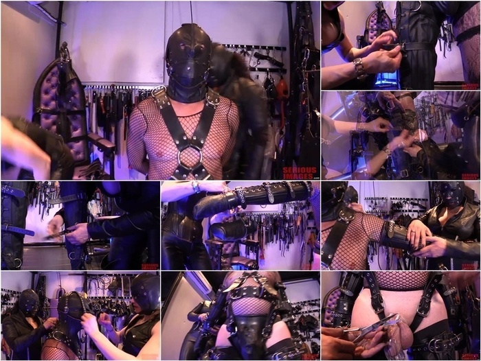 Serious Images presents Mistress Miranda in Wimp To Gimp Part 1