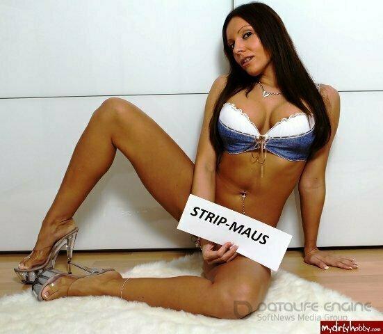 Strip-Maus