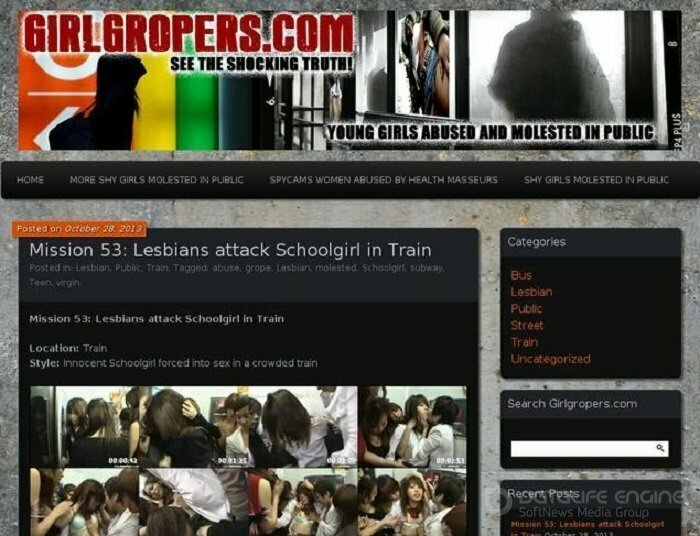 GirlGropers.com – SITERIP