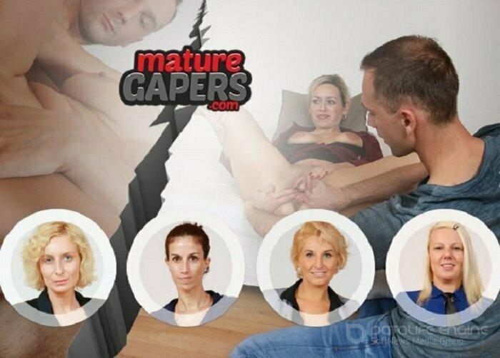 MatureGapers.com – SITERIP