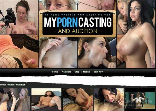 My-Porn-Casting-and-Audition.com – SITERIP