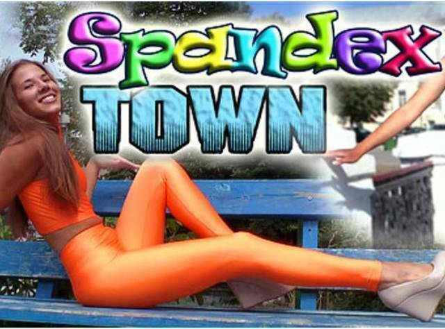 SpandexTown.com – SITERIP