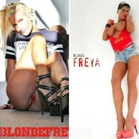 BlondeFreya | ManyVids – SITERIP