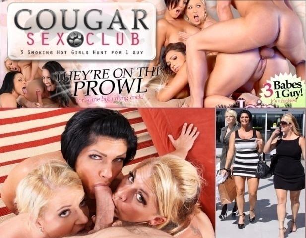 CougarSexClub.com – SITERIP