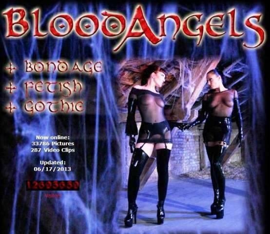 BloodAngels.com – SITERIP