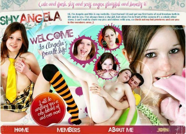 ShyAngela.com – SITERIP