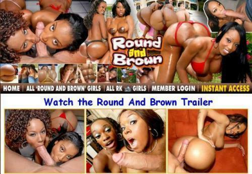 RoundAndBrown