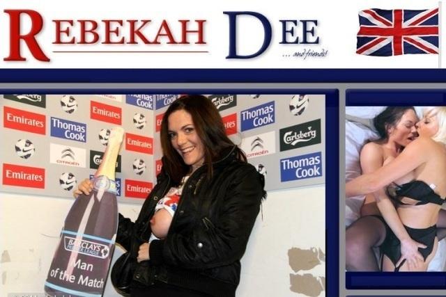 RebekahDee.com – SITERIP