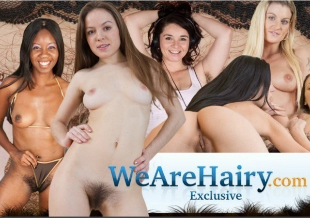 WeAreHairy.com – SITERIP